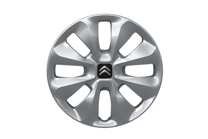 "14"" 'Star' wheel covers"