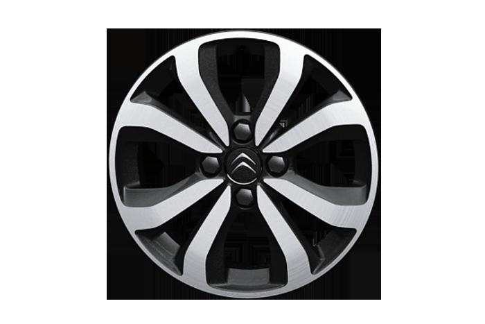 "15"" 'Planet' alloy wheels"