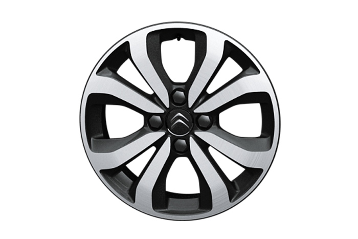 15 inch 'Planet' alloy wheels