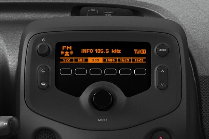 System audio MP3 + 2 głośniki