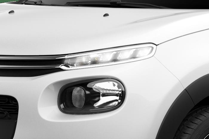 Denné LED svetlomety