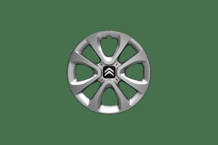 """Oceľové disky kolies 15"""" s krytmi Arrow - 185/65 R15T ALL SEASON Ø 620 mm"""