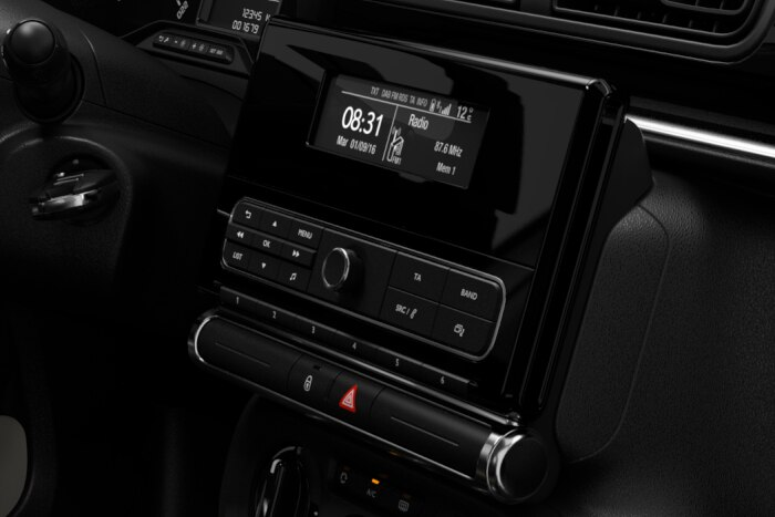 Radio MP3 z tunerem cyfrowym i Bluetooth