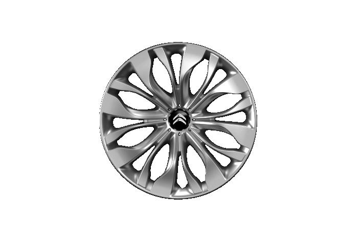 15 Zoll Stahlfelgen mit Radzierkappe 195/65 R15