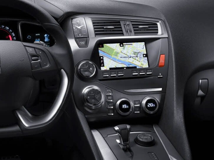 Mirror Screen (compatible con Apple CarPlay, Android Auto  y Mirror Link)