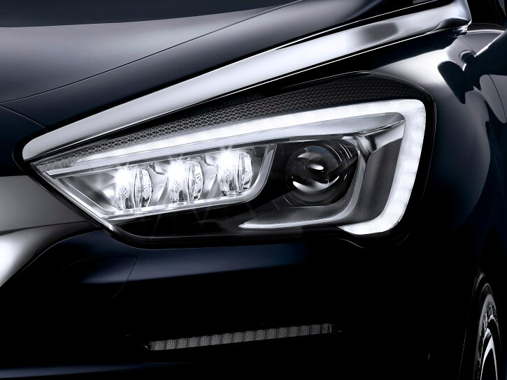 DS LED Vision - Xenon directional headlights