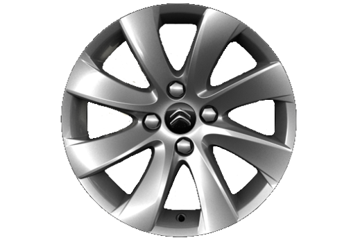16 inch 'Tikehau' alloy wheels
