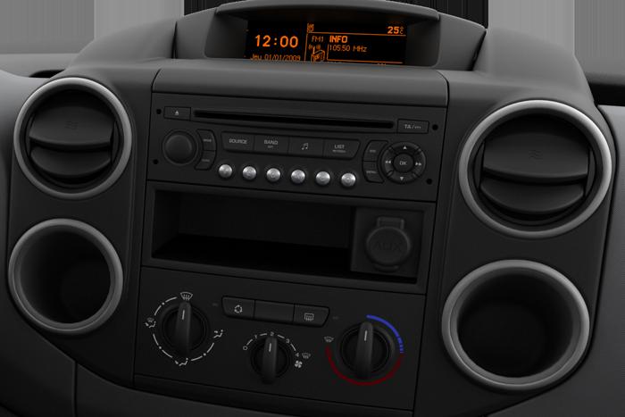 Radio RD45 CD MP3 Connecting Box