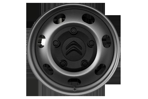 Oceľové disky kolies 15