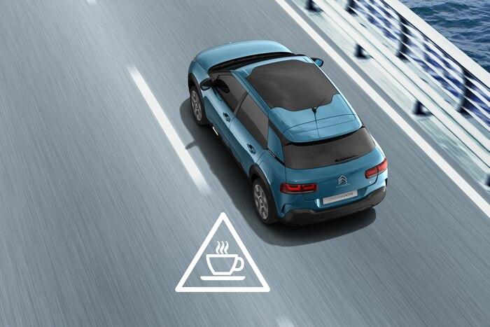 System kontroli uwagi kierowcy