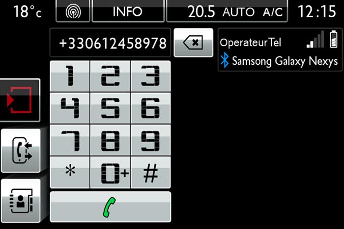 Bluetooth-Freisprecheinrichtung