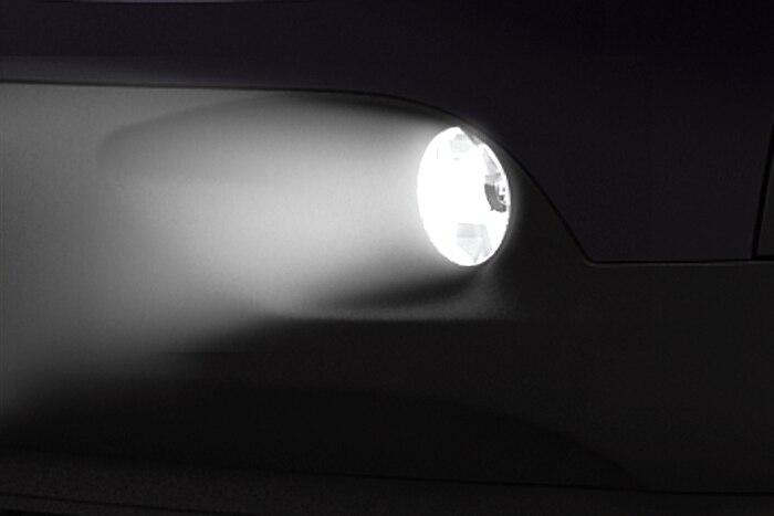 Nebelscheinwerfer mit statischem Abbiegelicht