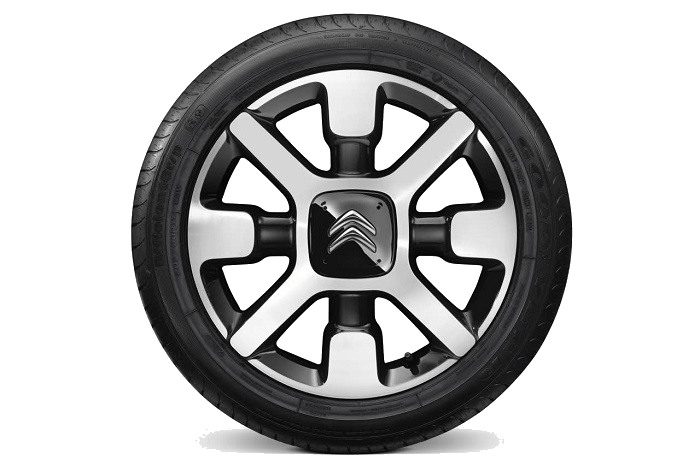 17 inch Diamond Cut 'Cross' Alloy Wheels
