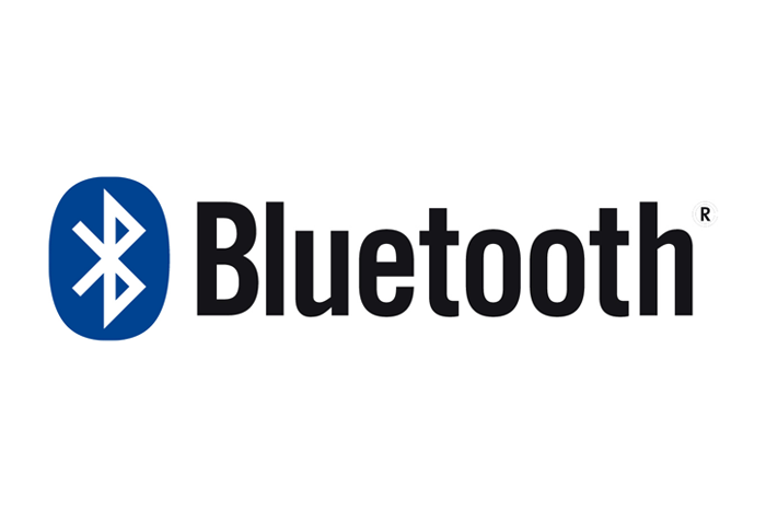 Bluetooth na zaslonu