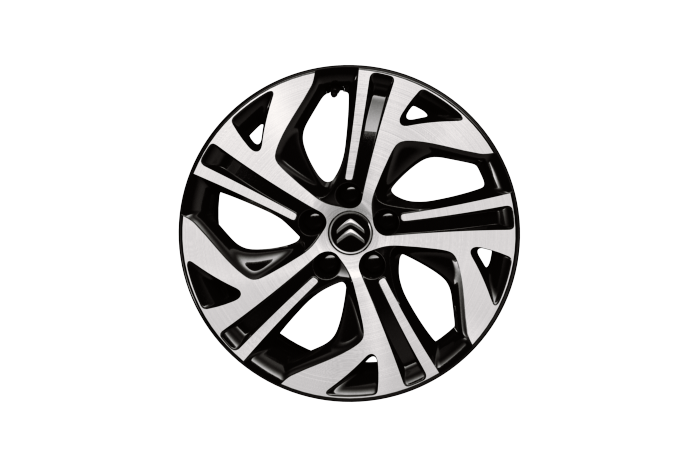 17 inch 'Anaconda' alloy wheels