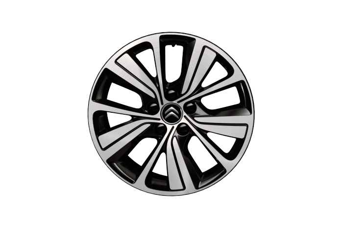 "17"" 'Boa' alloy wheels"