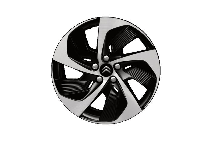 18 inch 'Python' Alloy Wheels