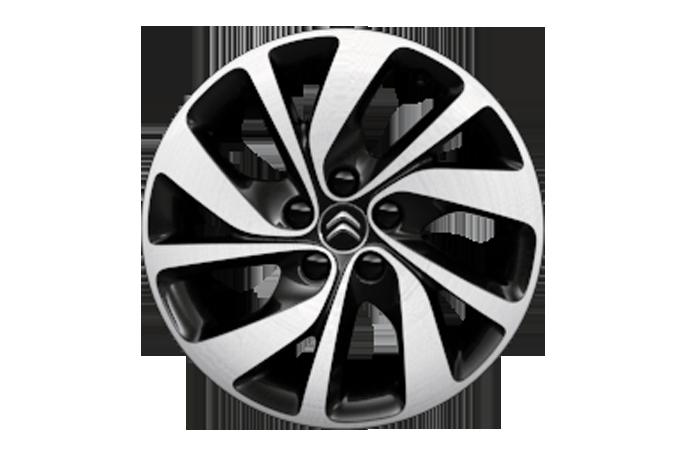 """Hliníkové disky kol 17"""", zimní pneumatiky"""