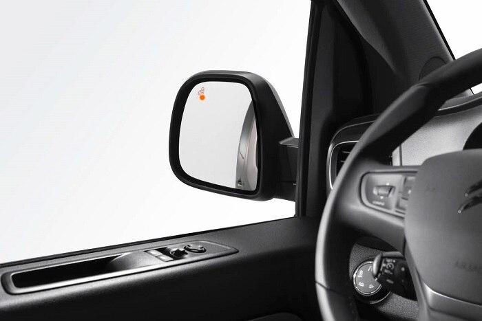 Außenspiegel elektrisch verstell