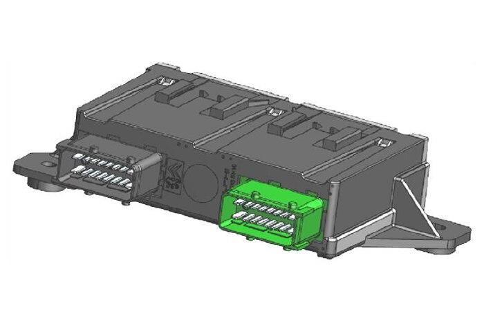 Conversion interface box.