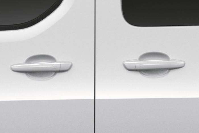 Lijeva i desna bočna klizna vrata