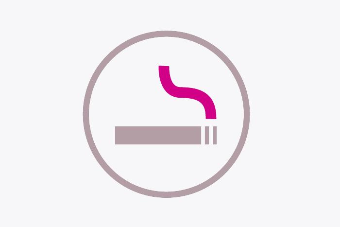 Zestaw dla palących