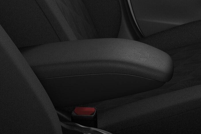 Středová loketní opěrka pro přední sedadla