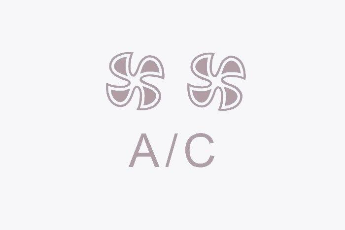 Climatisation électronique avec fonction A/C MAX