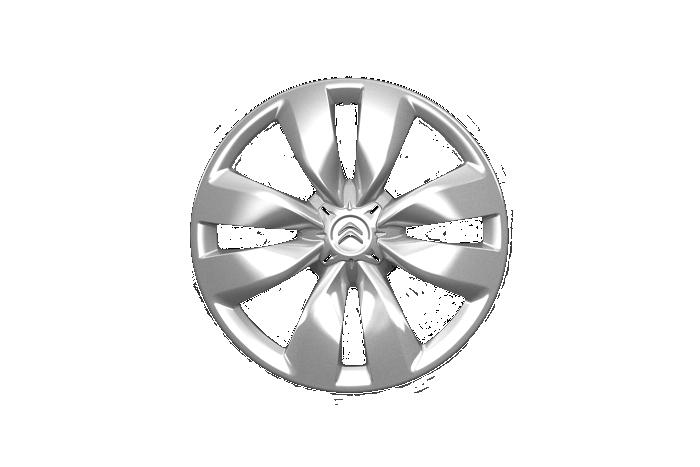 """roue de secours homogène 15"""""""