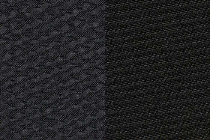 Tapicerka materiałowa Cubisa ciemna