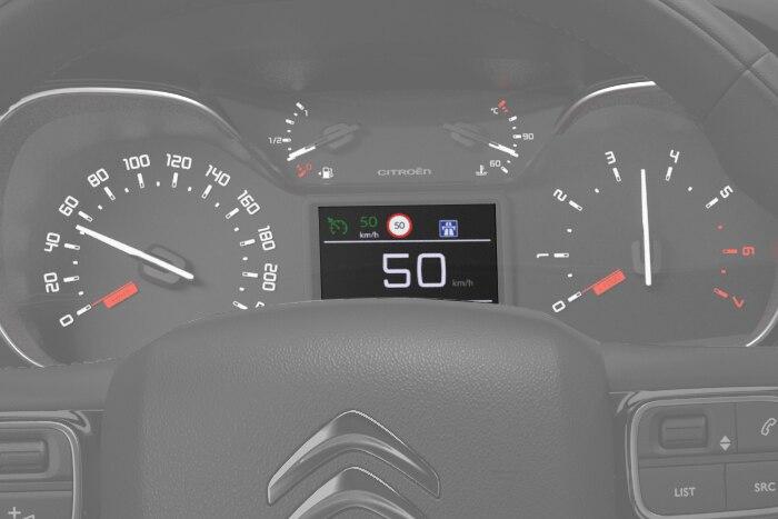 Круиз-контроль с ограничителем скорости