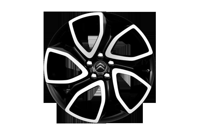 """Obręcze aluminiowe 19"""" ADRIATIQUE - Noir Onyx"""