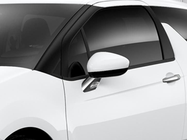 Außenspiegelgehäuse in Wagenfarbe lackiert