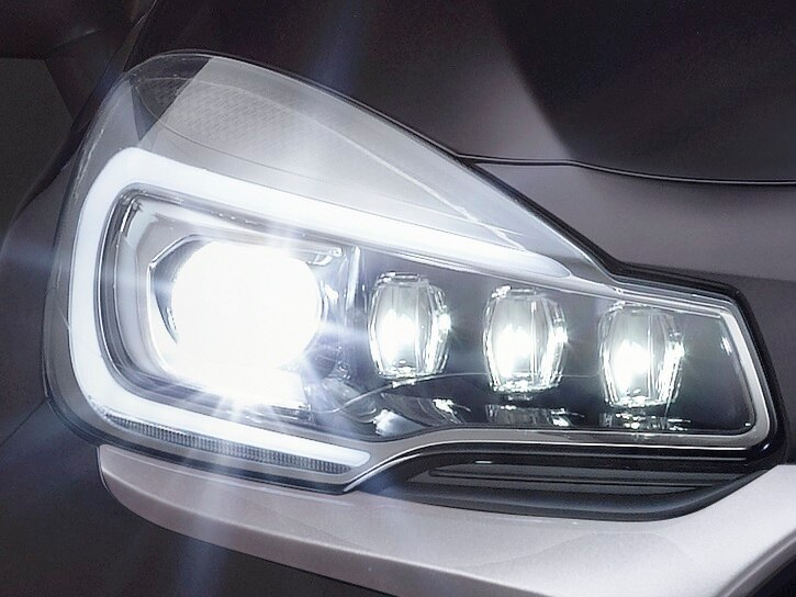 DS LED Vision – Xenon headlights