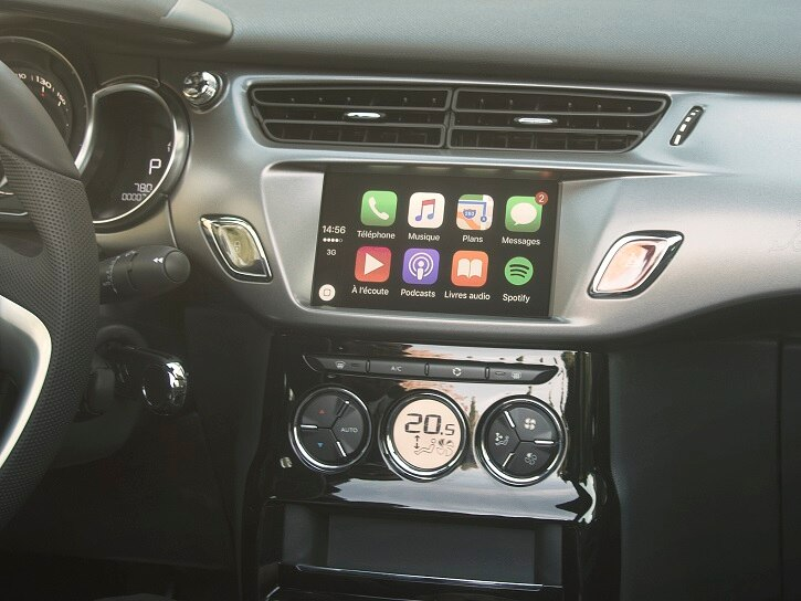 Mirror Screen (Apple CarPlay & Mirror Link Android)