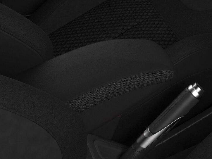 Front armrest