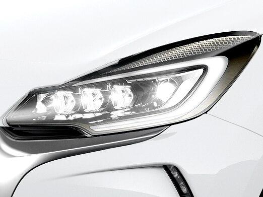 Lichtsignatur Xenon Full LED