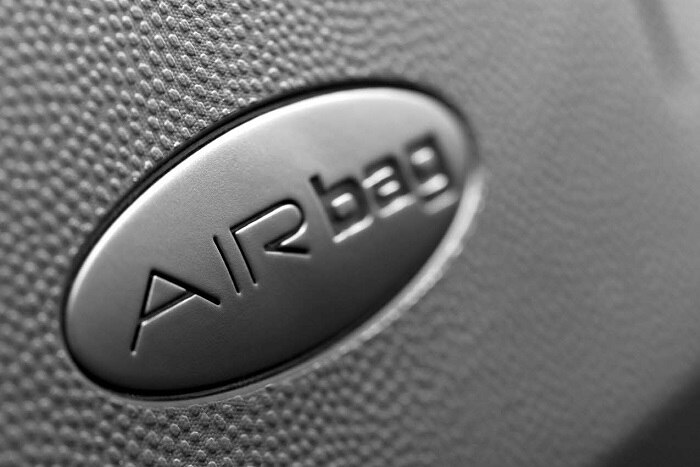 Airbag conducteur et passager