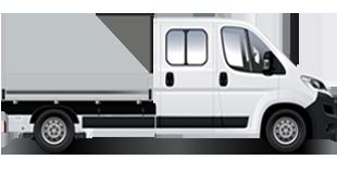 JUMPER Camión Doble Cabina Heavy