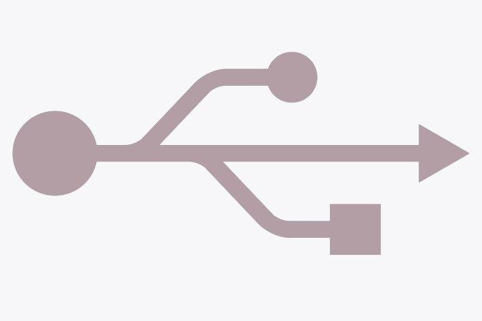 USB Anschluss im Armaturenbrett integriert