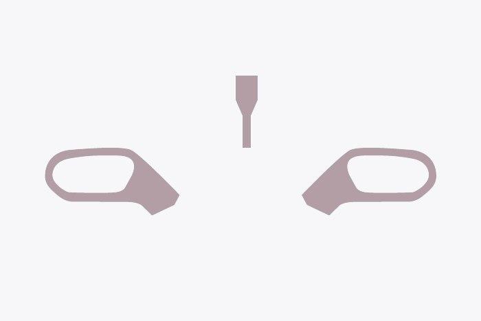Elektrické nastavovanie a vyhrievanie spätných zrkadiel + Audiosystém RD6
