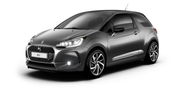 DS 3 - Black Lezard