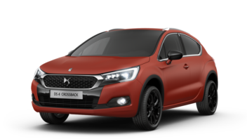 DS 4 DS 4 Crossback - Terre Rouge