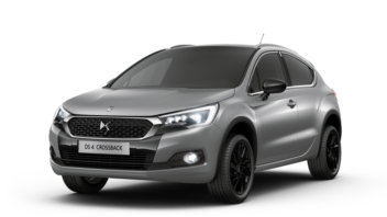 DS 4 Crossback - DS 4 - SO CHIC