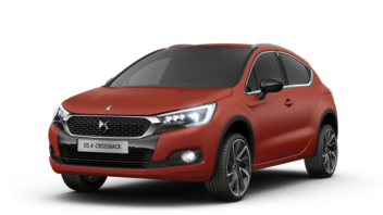 DS 4 CROSSBACK - Terre Rouge