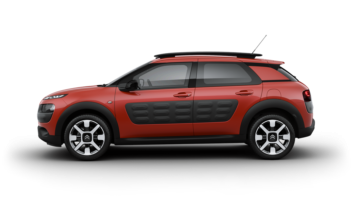 C4 Cactus Crossover - Feel Edition
