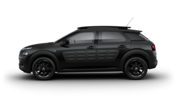 C4 Cactus Crossover - Just Black