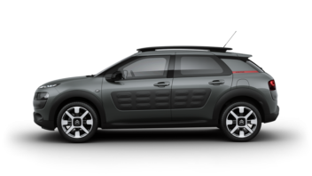 C4 Cactus Crossover - Shine Edition