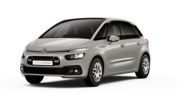C4 Picasso BlueHDi 100 S&S manuell Feel