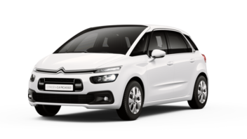 C4 y Grand C4 Picasso Monovolumen - FIRST